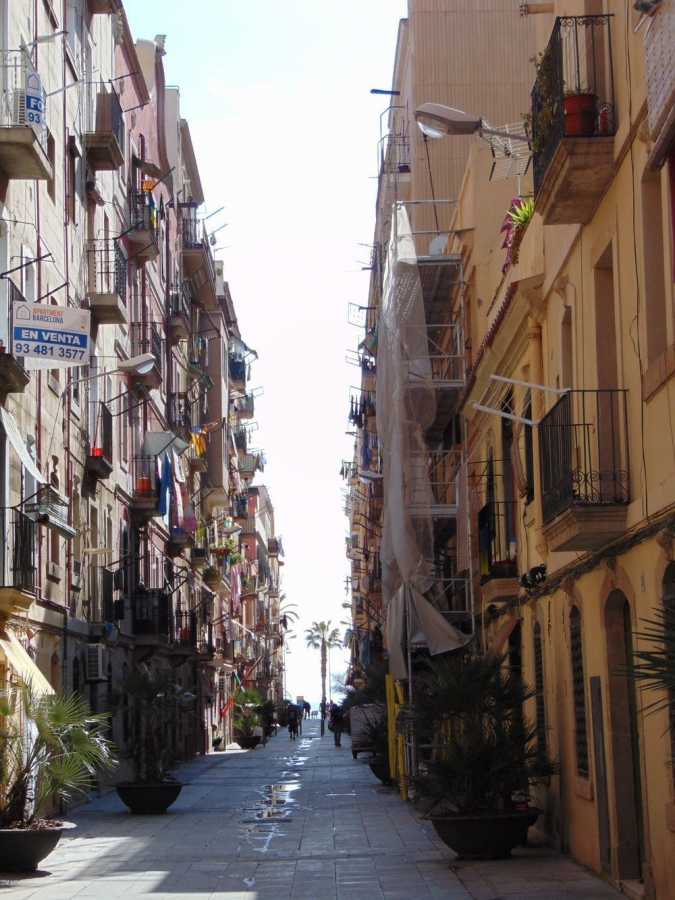Quartier de Barceloneta