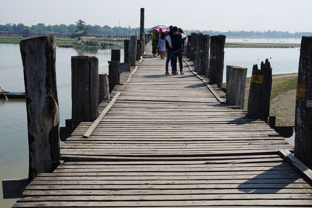 Pont U Bein