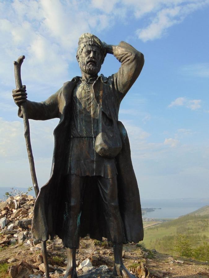 1. Arrivée au Baikal