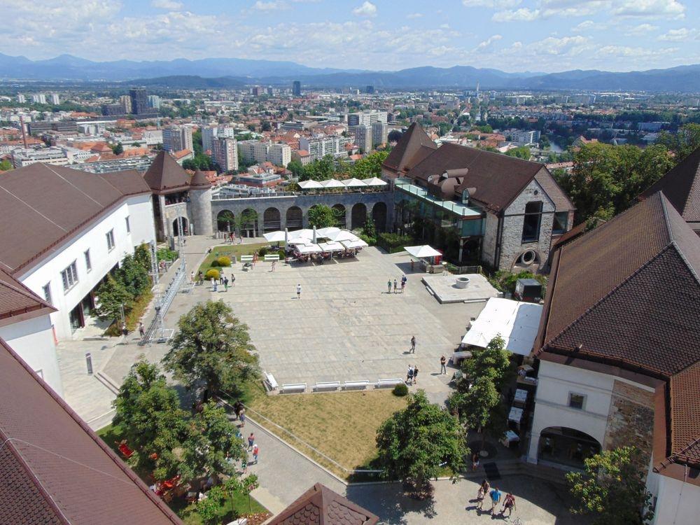 Château de Ljubljana