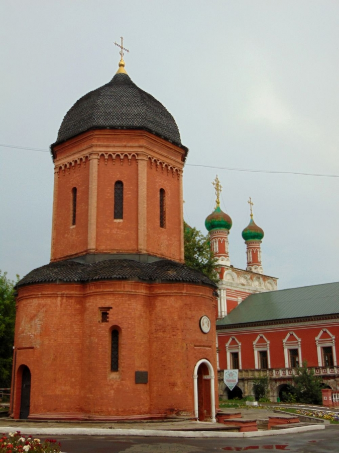Monastère Saint Pierre d'en Haut