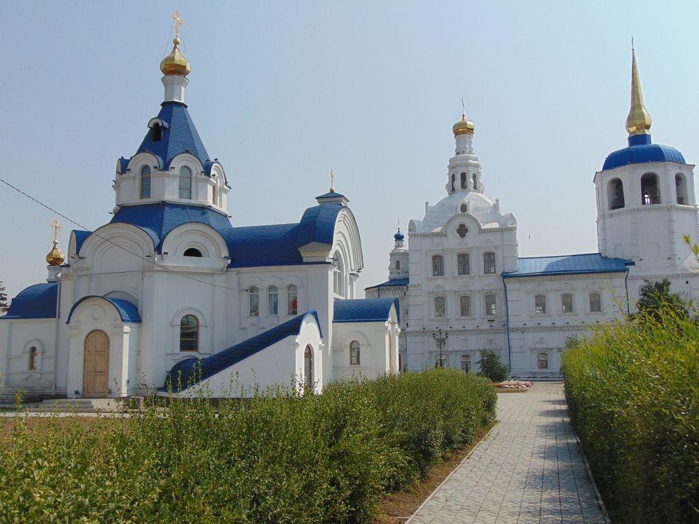 Eglise de Oulan Oudé