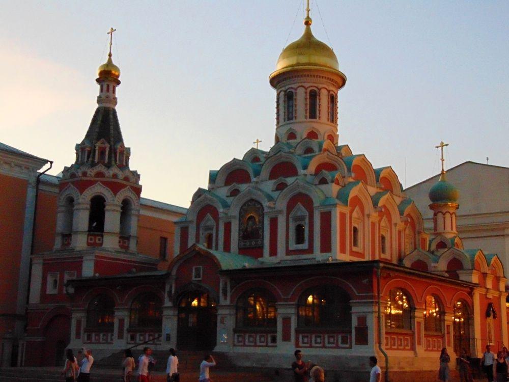 Cathédrale de Kazan