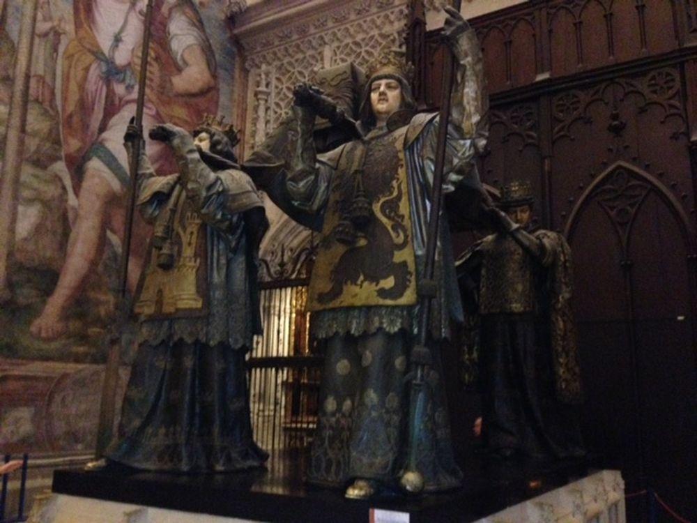 Restes de Christophe Colomb